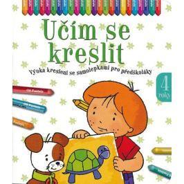 Bator Agnieszka: Učím se kreslit 4 roky