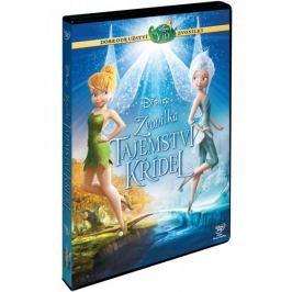 Zvonilka: Tajemství křídel    - DVD