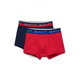 SPODNÍ PRÁDLO GANT 2-PACK BOY'S TRUNK COTTON STRETCH
