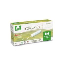 Organyc Tampony Super (16 ks)