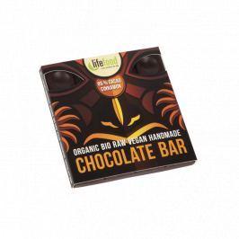 Lifefood Čokoláda 95 % kakaa se skořicí RAW & BIO (35 g)
