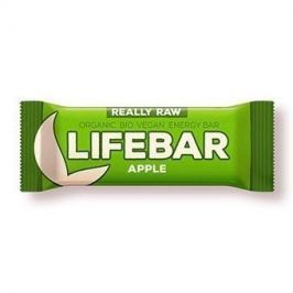 Lifefood Lifebar - jablečná RAW/BIO (47 g)