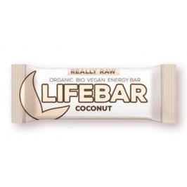 Lifefood Lifebar - kokosová RAW/BIO (47 g)
