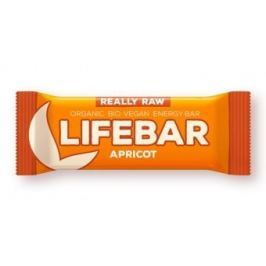 Lifefood Lifebar - meruňková RAW/BIO (47 g)