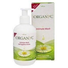 Organyc Gel pro intimní hygienu BIO (250 ml) - AKCE