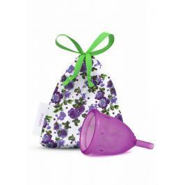 LadyCup Menstruační kalíšek - letní švestka - velký (L)