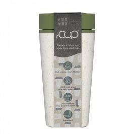 rCUP (340 ml) - krémová/zelená
