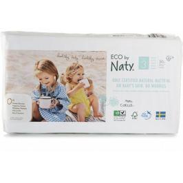 Naty Ekoplenky Midi 3 (4 - 9 kg) Economy pack (50 ks)
