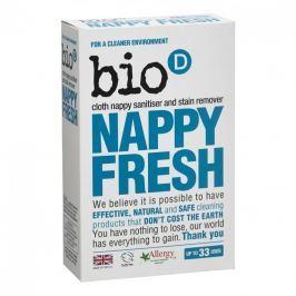 Bio-D Odstraňovač skvrn a dezinfekce plenek (500 g) - AKCE