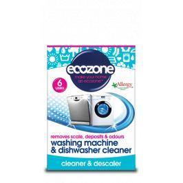 Ecozone Čistič praček a myček na nádobí (6 ks) - AKCE