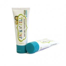 Jack n' Jill Dětská zubní pasta - borůvka BIO (50 g)