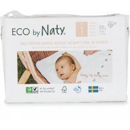 Naty Ekoplenky pro novorozence 1 (2 - 5 kg) (25 ks)