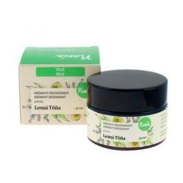 Navia Pánský krémový deodorant Lesní tůně BIO (30 ml)
