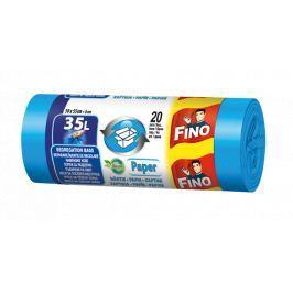 Fino Pytle na odpad - na papír - 35 l (20 ks)