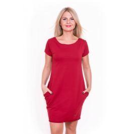 Meera Design Božské šaty Afrodité - chilli (XL/XXL)