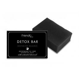 Friendly Soap Přírodní detoxikační mýdlo rozmarýn a limeta (95 g)