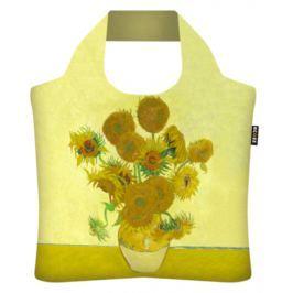 Ecozz EcoShopper Gold Collection - Sunflowers (Vincent van Gogh)
