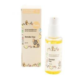 Navia Masážní olej po koupání Dětské sny BIO (50 ml)