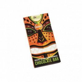 Lifefood Čokoláda pomerančová RAW & BIO (70 g)