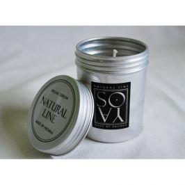 Aromka Svíčka ze sojov. vosku v plechovce (100 g) - bez vůně
