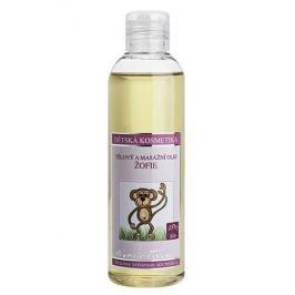 Nobilis Tilia Masážní olej Žofie BIO (200 ml)