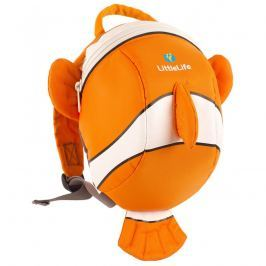 Little Life Animal Toddler Daysack Lifeventure, clownfish  5 D