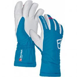 Ortovox Swisswool Freeride Glove W Ortovox, M blue sea  0 0 D