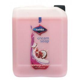Tekuté mýdlo 5 l ISOLDA granátové jablko s kokosovým mlékem