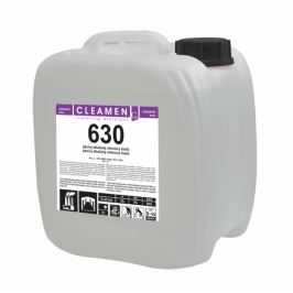 CLEAMEN 630 pěnivý alkalický chlorový čistič 24 kg