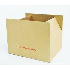 Krabice z třívrstvého kartonu 42 x 16 x 29 cm klopová