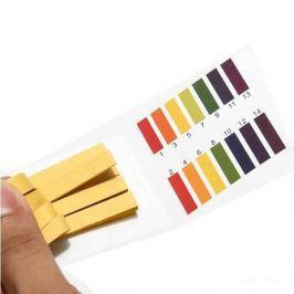 pH Testovací proužky 80 ks