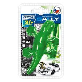 Moderní plastový osvěžovač ještěrka - zelený