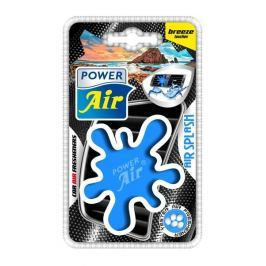 Moderní plastový osvěžovač skvrna - modrý