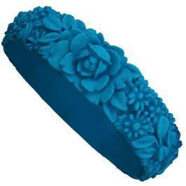Obag O BRACELET BIG CAPRI BLUE Velikost: S (obvod 16 cm)