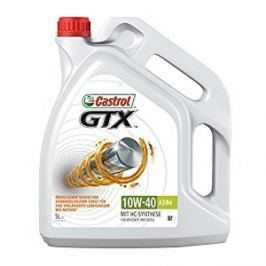 Castrol GTX 10W-40 A3/B4 5L