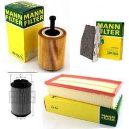 Sada filtrů MANN VW Passat 3C2 1.9 TDI 77kw / 2.0 103kw