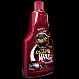 Meguiar's Cleaner Wax Liquid - tekutá, lehce abrazivní leštěnka s vos
