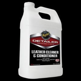 Meguiars Leather Cleaner & Conditioner 3,78 l
