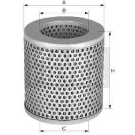Filtr vzduchový MANN MF C1132