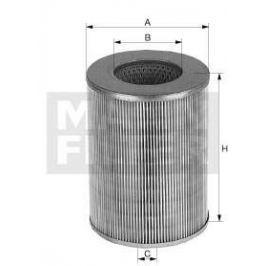 Filtr vzduchový MANN MF C420