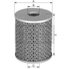Filtr hydraulický MANN MF H601/8