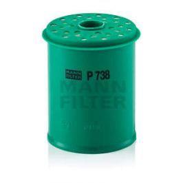 Palivový filtr MANN MF P738X