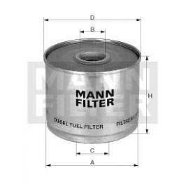 Filtr palivový MANN MF P935/2X Auto-moto