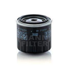 Filtr olejový MANN MF W712/31