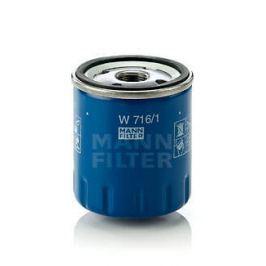 Olejový filtr MANN MF W716/1