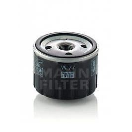 Olejový filtr MANN MF W77