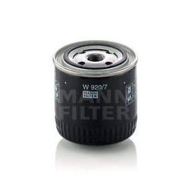 Filtr olejový MANN MF W920/7