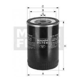 Filtr palivový MANN MF WK712/3
