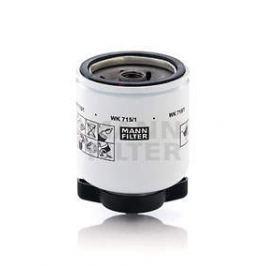 Filtr palivový MANN MF WK715/1