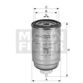 Filtr palivový MANN MF WK718/7